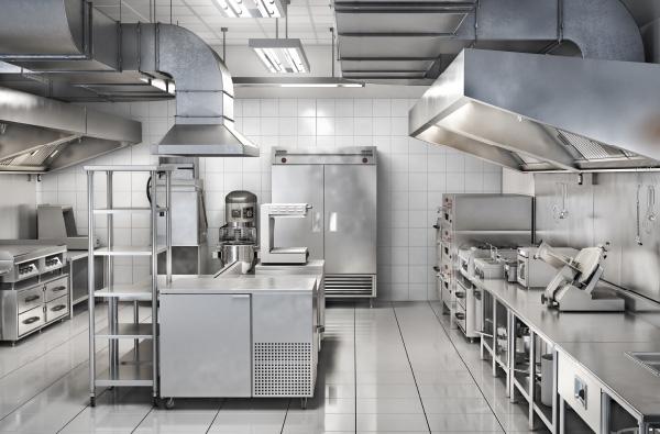 תכנון מטבח למסעדה